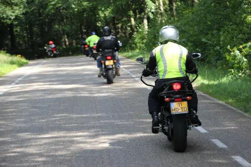 Motorrijbewijspoint Leiderdorp motor lesplan