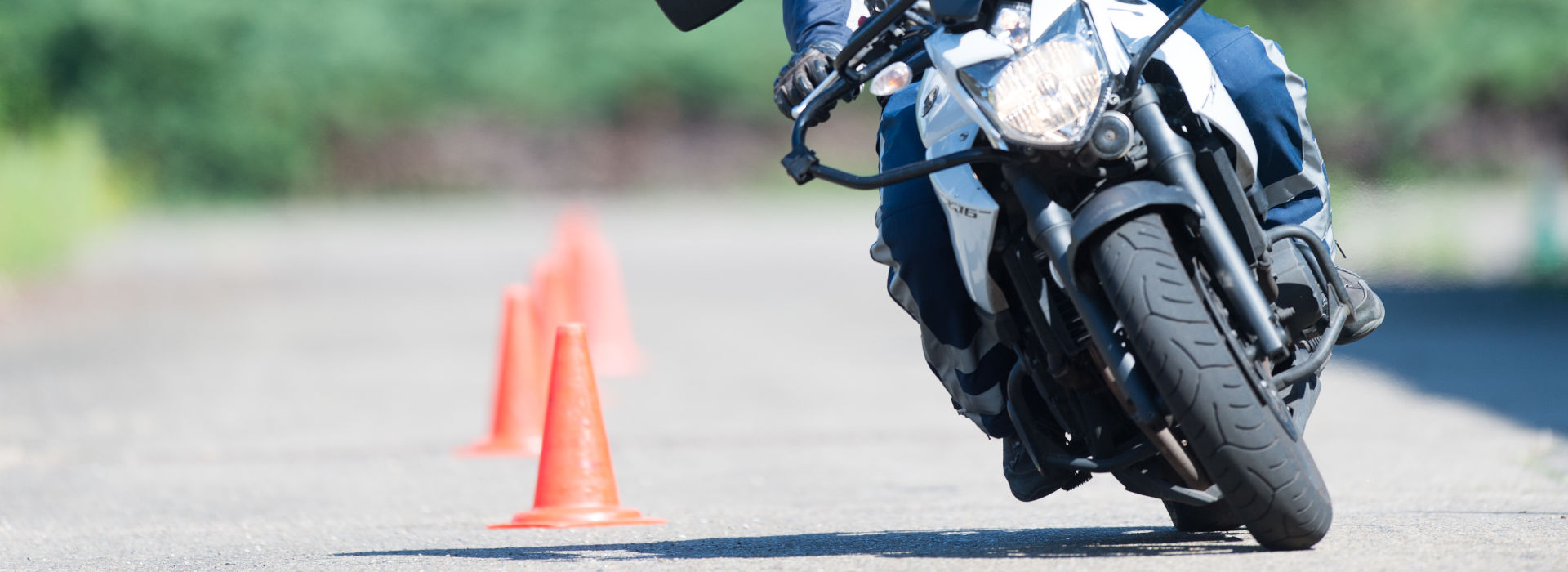 Motorrijbewijspoint Leiderdorp motor rijvaardigheid